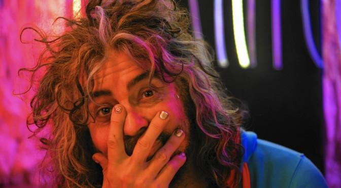 El vocalista de The Flaming Lips también la arma de artista #ArteQueSuena