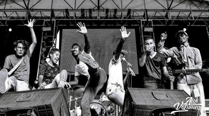 Te presentamos Alto Volumen, la banda Colombiana que visitará México