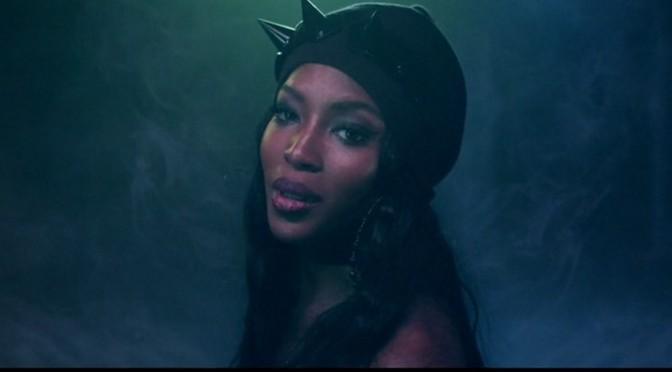 """Drone Bomb Me"" un emotivo track de ANOHNI representado por Naomi Campbell"
