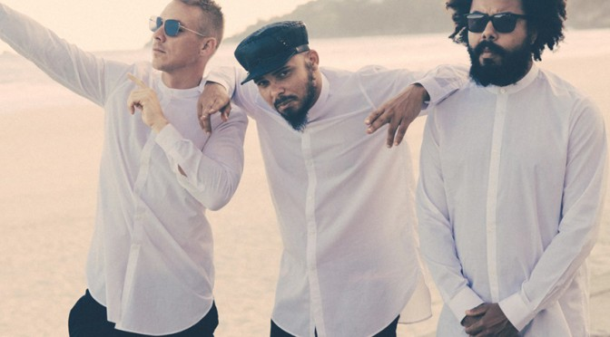 Major Lazer estrena sencillo