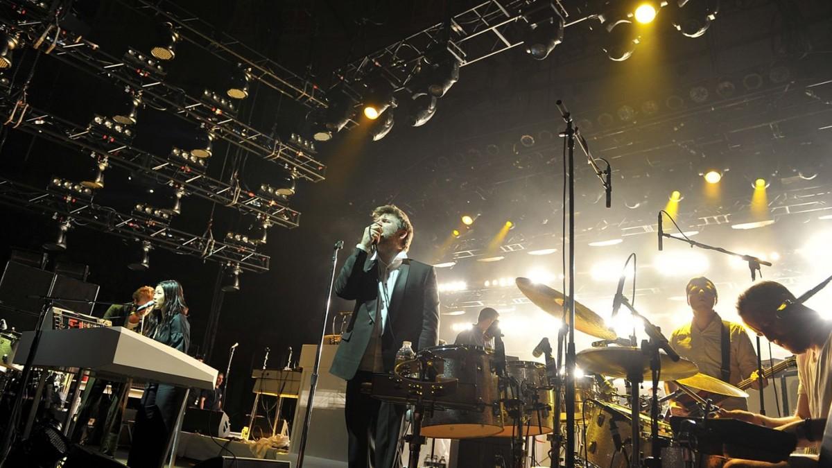 LCD Soundsystem vuelve a escenarios tras 5 años de silencio