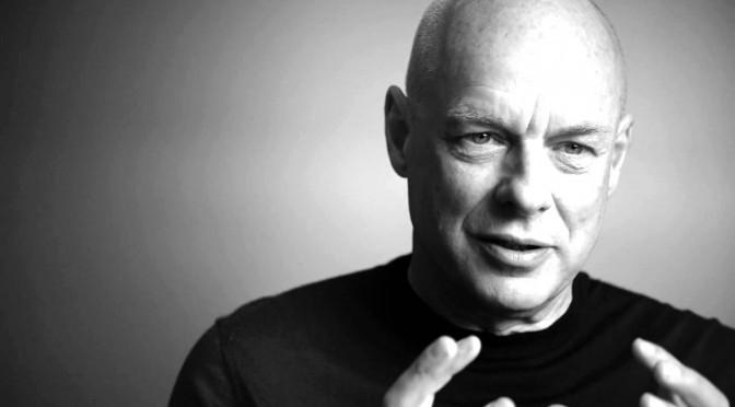Brian Eno compartió un track de 21 minutos que vendrá en su próximo álbum