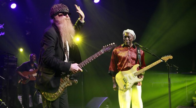 "Buddy Guy Ft. Billy Gibbons – ""Wear You Out"". #TrackDelDía"
