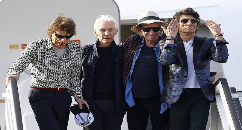 Los Rolling Stones la rompen en Cuba