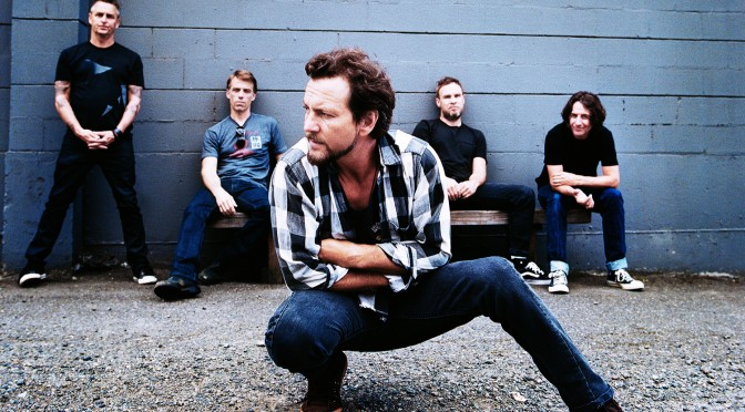 """Pearl Jam está """"inspirado"""" para escribir un nuevo álbum"""