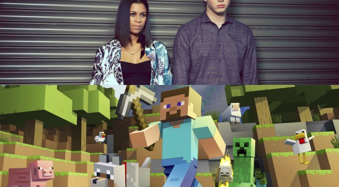 AlunaGeorge + Minecraft = Concierto de realidad virtual