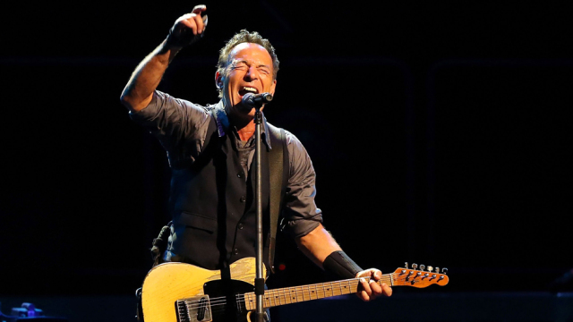 "Bruce Springsteen – ""The River"". #TrackDelDía"