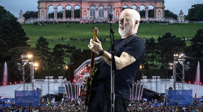 David Gilmour actuará en Pompeya después de 45 años