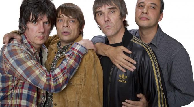 Crecen los rumores sobre nueva música de The Stone Roses para salir hoy