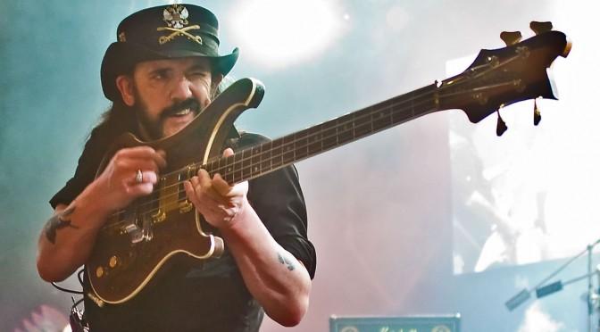 Mötorhead lanzará su último concierto con Lemmy Kilmister