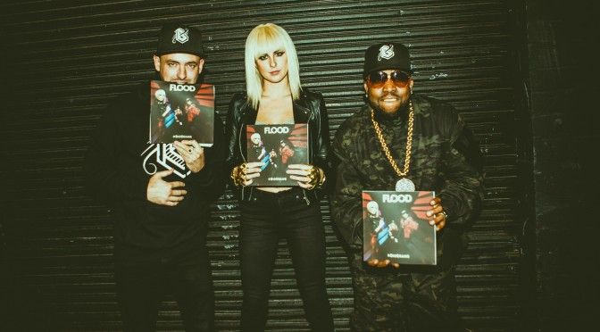 "Big Grams presenta a sus alter egos en el nuevo video ""Drum Machine"""