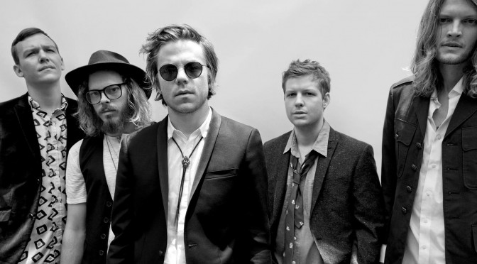 Cage The Elephant estrenan video dirigido por el mismo Matt Shultz