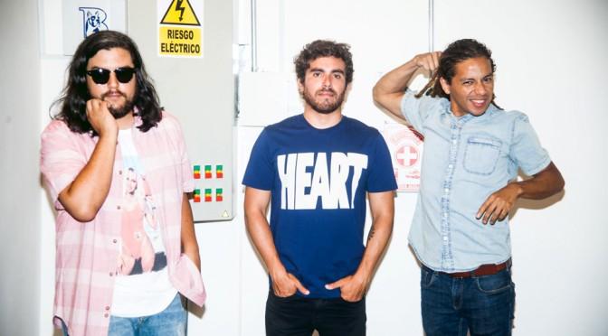 Tourista, trío peruano, estrena bonus track