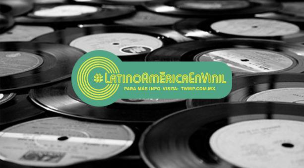 #LatinoAméricaEnVinil: Clásicos del Rock Latinoamericano en Vinil.
