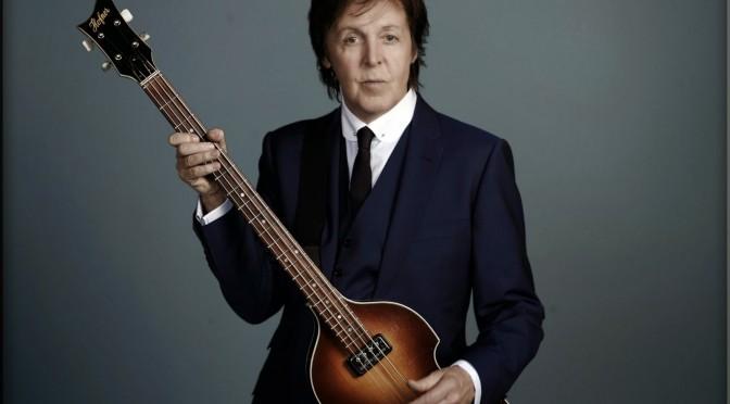 Paul McCartney lanzará una nueva colección de 67 tracks