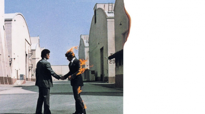 "Pink Floyd – ""Wish You Were Here"". #TrackDelDía"