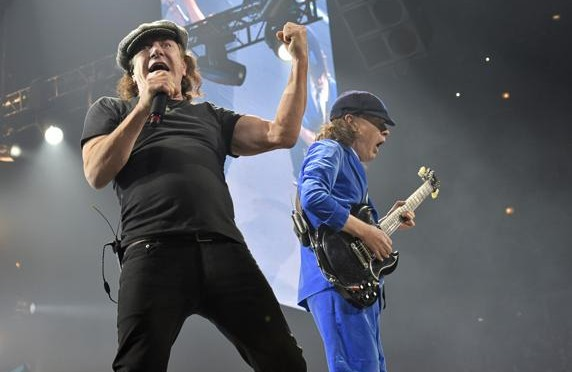 "AC/DC – ""Highway To Hell"". #TrackDelDía"