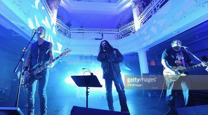 The Cult será la banda que acompañará el regreso de Guns N' Roses a México