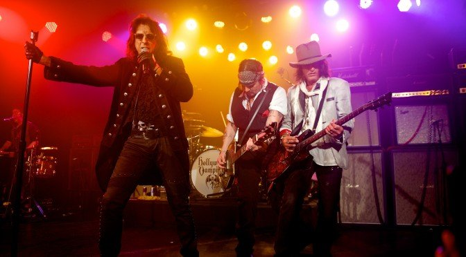The Hollywood Vampires anuncia su primera gira