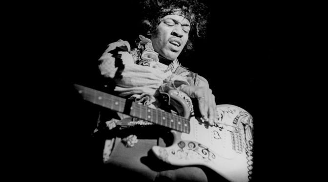 """Uno de los clásicos blues lentos de Jimi Hendrix: """"Red House"""" en #StormyMonday"""