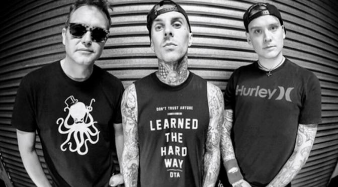 Saca a tu adolescente interior con la nueva rola de Blink-182