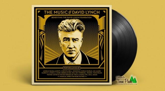 Saldrá a la venta el álbum tributo a David Lynch con Flaming Lips, Moby y más