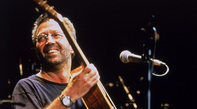 "Un blues disfrazado de pop: ""Change The World"" de Eric Clapton en #StormyMonday"