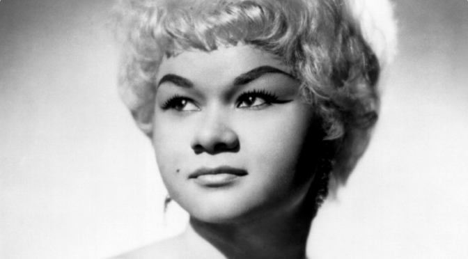 "Un clásico de Etta James: ""I Rather Go Blind"" en #StormyMonday"
