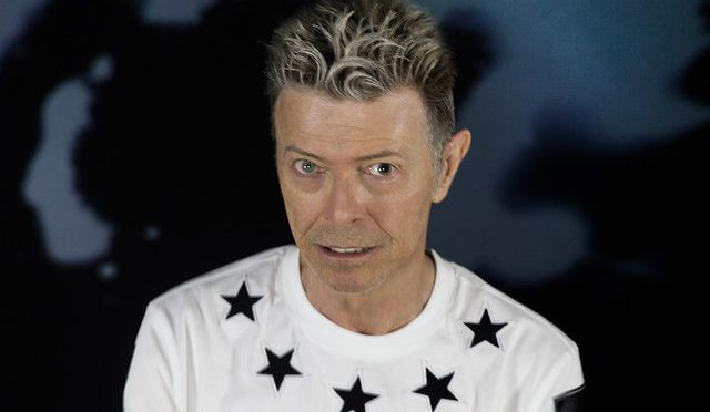 """I Can't Give Everything Away"" de David Bowie ya tiene un visual animado"