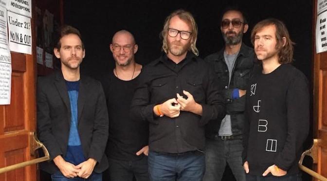 The National ya trabaja en un nuevo álbum de estudio