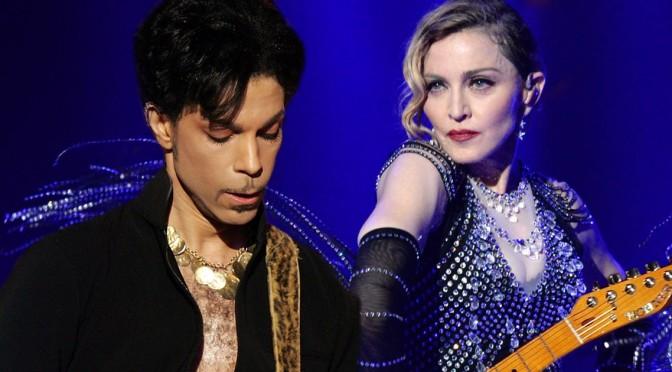 Madonna será la encargada de homenajear a Prince en los premios Billboard