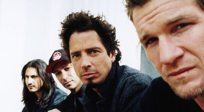 "Audioslave – ""Be Yourself"". #TrackDelDía."