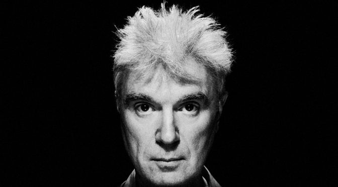 David Byrne de los Talking Heads anuncia un nuevo musical