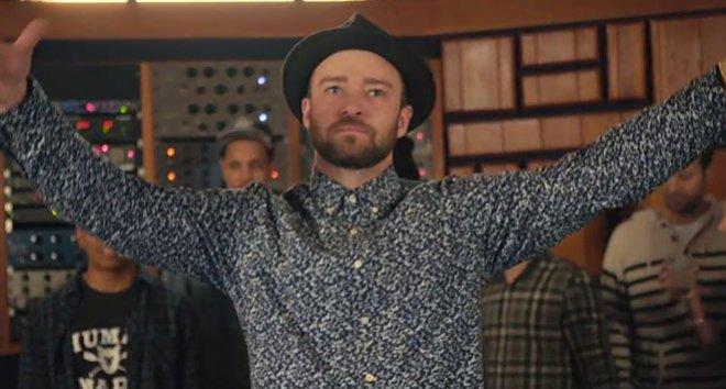Justin Timberlake de vuelta en los escenarios con un nuevo track