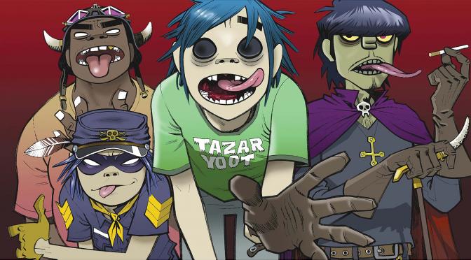 Vic Mensa colaborará en el nuevo álbum de Gorillaz
