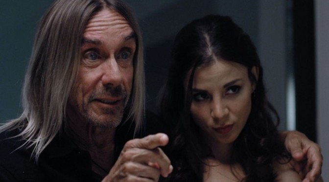 Aparece Iggy Pop en el trailer de la película 'Blood Orange'