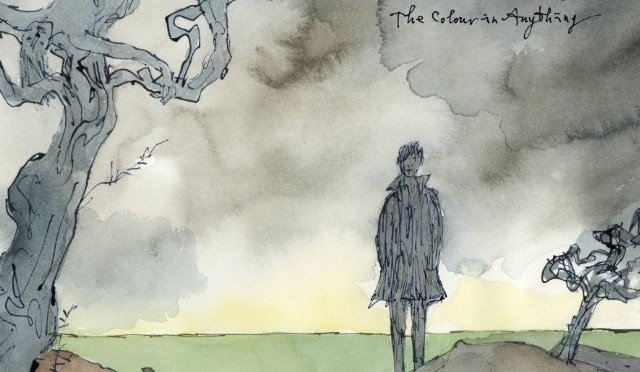 James Blake – 'The Colour in Anything'. #WeeklyMusicPoke