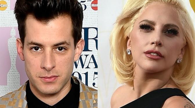 Mark Ronson y Lady Gaga hicieron un homenaje a los Talking Heads