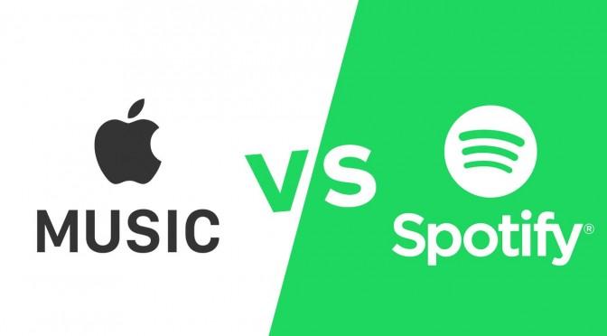 Apple Music sólo ha beneficiado el crecimiento de Spotify
