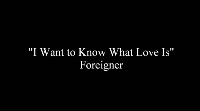 "Amason y la reinvención de ""I Want to Know What Love Is"" de Foreigner"