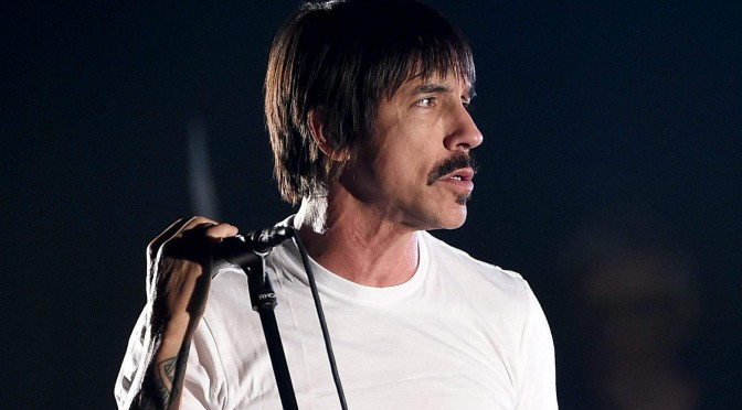 Hospitalizan a Anthony Kiedis de Red Hot Chili Peppers