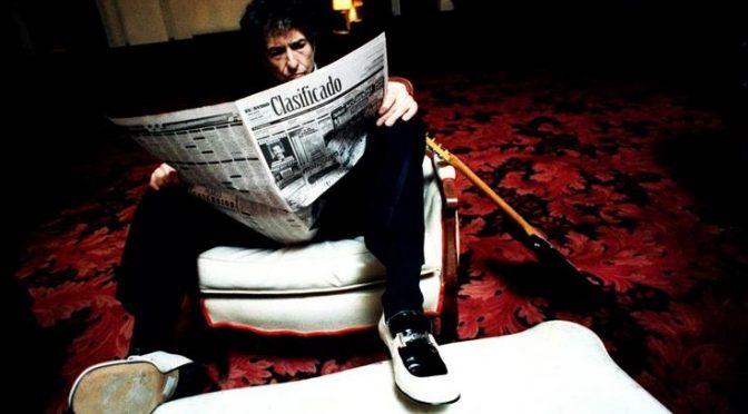 "Bob Dylan – ""Melancholy Mood"". #TrackDelDía"