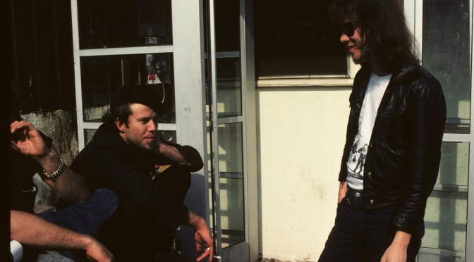 """Return of Jackie & Judy"" – Tom Waits a Ramones. #MartesDeCover"