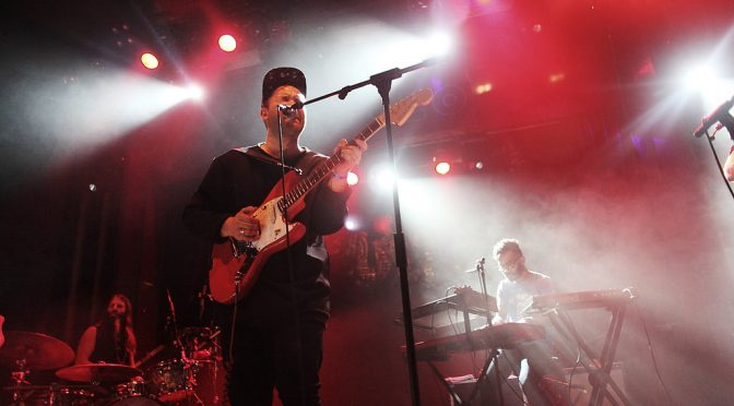 """First World Problem"" lo nuevo de Unknown Mortal Orchestra"