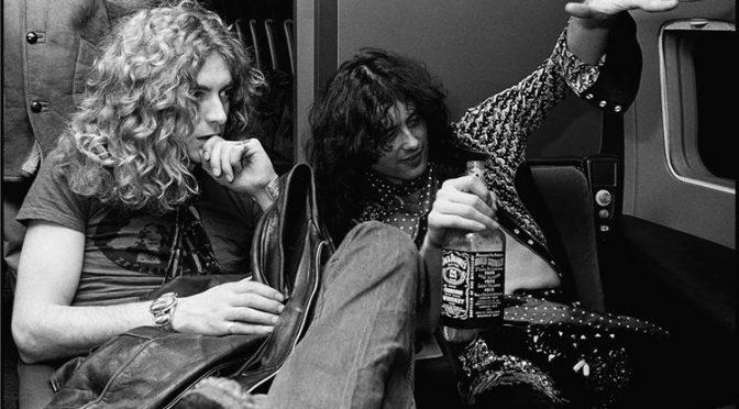 Jimmy Page y Robert Plant enfrentan demanda por plagio
