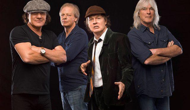 Brian Johnson podría volver a su gira con AC/DC
