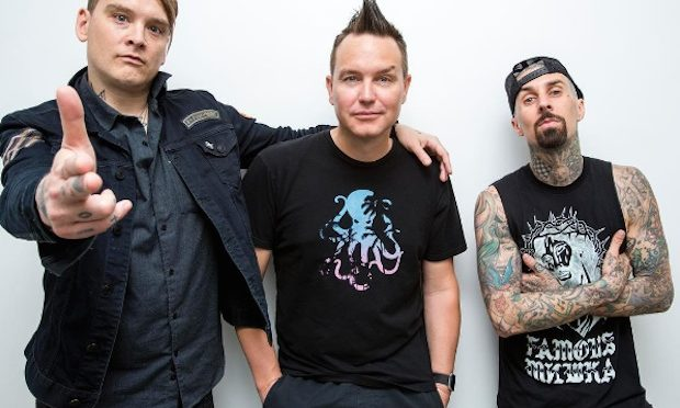 Blink 182 estrenó nuevo sencillo