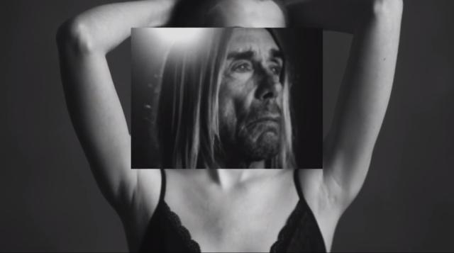 Iggy Pop ya tiene un nuevo video