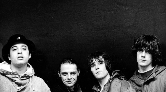 "The Stone Roses estrena ""Beautiful Thing"""