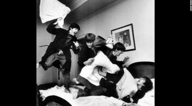 El tráiler del documental de Ron Howard sobre los Beatles fue revelado